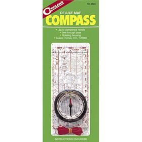 Coghlans Kompas z mapą  Kompas duży zielony/biały